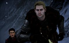 """""""I have to find her,"""" Cullen's thoughts after Tauriel's disappearance after the avalanche that buried Haven"""