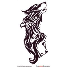 60 Awesome wolf tattoos + more about the meaning of wolves. Designs include tribal and howling wolves, wolf head and paw tattoos. Tattoo Drawings, Body Art Tattoos, Tribal Drawings, Flame Tattoos, Eagle Tattoos, Tribal Eagle Tattoo, Tribal Wolf Tattoos, Tribal Tattoo Designs, Tribal Animals