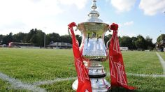 The FA Cup with Budweiser