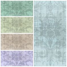Ballroom Wallpaper 8 Yard Roll - The Nicolette Mayer Collection