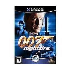 James Bond Nightfire (Sony PlayStation 2 - US Version Playstation 2, Xbox, James Bond, Bond Girls, Call Of Duty Multiplayer, Juegos Ps2, Sony, First Person Shooter Games, Dvd Box