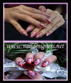Stylish   Nail Designing Trends 2012