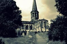 Church in Bakewell England