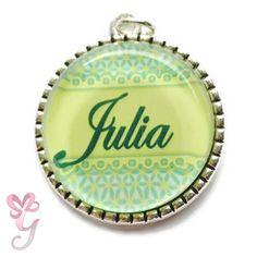 Medaillon Julia
