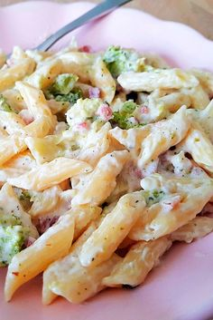 Penne, Pasta Salad, Potato Salad, Bacon, Food And Drink, Potatoes, Cooking, Ethnic Recipes, Finger