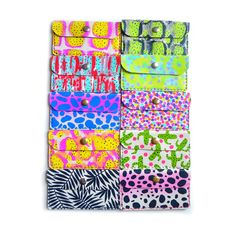 wallets and card holders from #booandboofactory