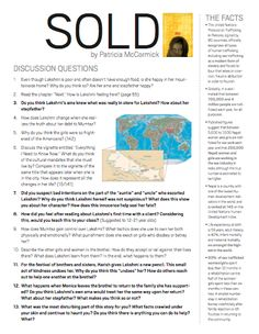 sold discussion guide It's a simple calculation to determine how many units must be sold at a given price to cover one's fixed costs you're typically solving for the break-even volume (bev) breakeven analysis equation 1 to show how this works, let's take the hypothetical example of a high-end kite maker assume she must.