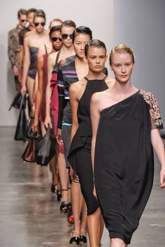 Rachel Comey Spring 2013 RTW Collection - Fashion on TheCut