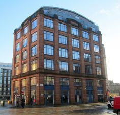 https://flic.kr/p/qohKhE | Art Deco Style, Wilson Street, Glasgow | Again in the Merchant City, Glasgow.
