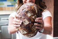 Maura Brickman makes great sourdough loaves without letting it dictate her schedule. Sourdough Bread, Sourdough Recipes, Bread Recipes, Yeast Bread, Starter Recipes, Scone Recipes, Apple Recipes, Pizza Recipes, King Arthur Flour