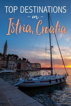 Nestled in the northwest corner of Croatia, the beautiful peninsula of Istria is a delight for gourmands and vacationers everywhere. Istria is a rich blend of Italian and Slavic heritages, mountainous inlands, and stunning rocky beaches. People all over the world flock to the region to sample gnocchi, prosciutto, scampi, sweet wines, and the world-famous truffles.