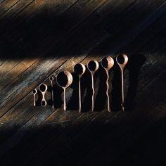 Wood spoons   John Stoffer   VSCO