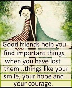 I Smile, Make Me Smile, Great Quotes, Inspirational Quotes, Motivational, Awesome Quotes, Best Friends Forever, True Friends, Good Thoughts