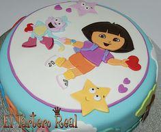 1000 Images About Dora Cake Designs On Pinterest Dora