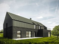 Architektura: Czarny dom