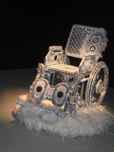 heck yah fabulous bling grandma ride around wheelchair Diamond Glitter, Sparkles Glitter, Bling Bling, All That Glitters, Art Object, Diamond Are A Girls Best Friend, Twinkle Twinkle, Girly Things, Swarovski Crystals