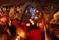 I've been here - so much to see.  A room in the House on the Rock, Wisconsin.