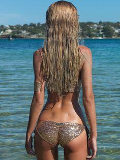 Renee Somerfield in Aurora Goddess Bikini - Aurora Swim
