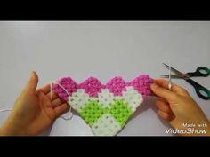 Kırk yama kare lif modeli (kolay lif) - YouTube
