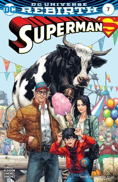 Superman (2016) Issue #7 - Read Superman (2016) Issue #7 comic online in high quality