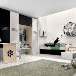 super Soccer bedrooms theme from Antonio Lanzillo