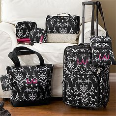 Roxy Travel 3-In-1 Luggage Set - Women's from Dogfunk.com (€155 ...