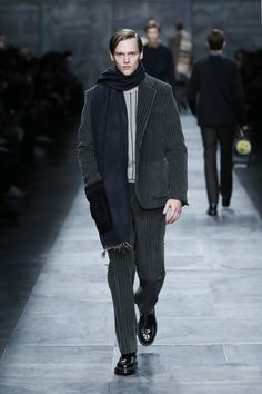 The Fendi Men's Fall/Winter 2015-16 collection