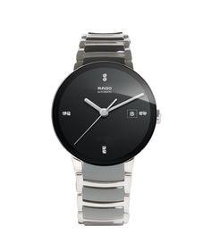 Timmermans Jewellers Rado Centrix Watch with 8 diamonds $3,525