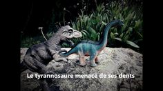 Au pays des dinosaures   Eléa Zalé chanson dinosaures et leur disparition
