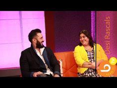 Watch Gurinder Chadha and Owais Khan talk all things Desi Rascals...