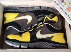 ae71e03a696101 First look at a second Nike Trainer 1 OREGON. This colorway mixes grey