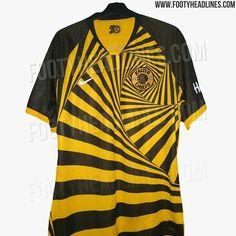 88e224cf5 Mesmerizing Nike Kaizer Chiefs 19-20 Home Kit Leaked - Footy Headlines  Kaizer Chiefs