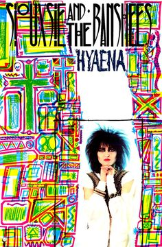 Siouxsie and the Banshees.