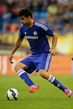 Diego Costa of Chelsea FC