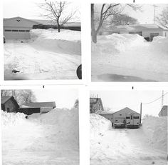 Blizzard of '78 -this is how most of us saw our homes