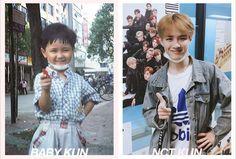 NCT Recreates Childhood Photos For Children's Day Winwin, Taeyong, Nct 127, Wattpad, Memes, Childhood Photos, Fandom, Mark Nct, Child Day