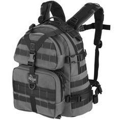 The Condor-II Backpack is built for hauling gear and ergonomically designed to never drag Dad down. www.Maxpedition.com