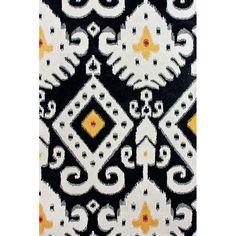 Love ikat rugs