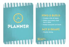 Project Team Role - Planner