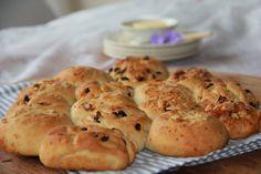 Paasbreekbrood met kaneel-amandelspijs