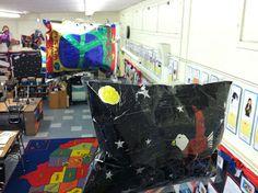 Classroom DIY: DIY Foil Balloons