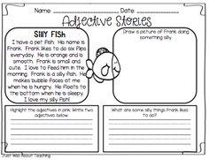 Teach Me!  Adjectives