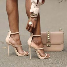 7918f7da94e84 Simple Straps Open Toe Ankle Wrap Back Zipper Women High Heel Sandals