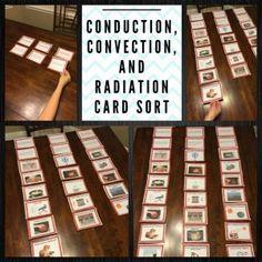 Using Task Cards in Teaching Methods of Thermal Energy Transfer