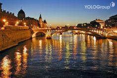 Thơ mộng đôi bờ sông Seine