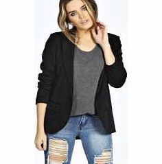 boohoo Maya Ponte Blazer - black azz20162 Breathe life into your new season layering with the latest coats and jackets from boohoo. Supersize your silhouette in a puffa jacket, stick to sporty styling with a bomber, or protect yourself from t http://www.comparestoreprices.co.uk/womens-clothes/boohoo-maya-ponte-blazer--black-azz20162.asp