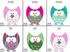 Bright Ideas Speech-Language Pathology: Fall Owl Articulation Unit. Pinned by SOS Inc. Resources. Follow all our boards at pinterest.com/sostherapy for therapy resources.