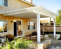 Pergola With Bamboo Roofing Pergolas Pinterest The O