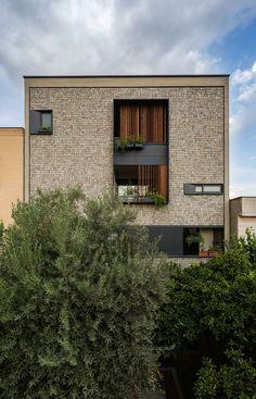 Galeria de Edifício Residencial 144 / Ali Sodagaran + Nazanin Kazerounian - 1