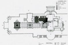 Drachenburg.  --  third floor.